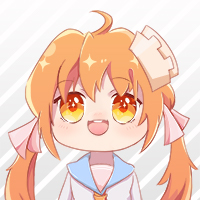 一面沙拉镜 - 橙光